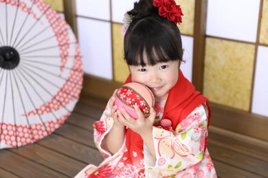 Luxe勝どき店 / 女の子 / 七五三
