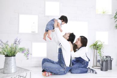 Luxe新松戸店 / 家族写真