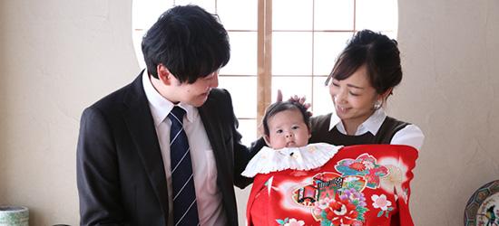 ママ必見!お宮参りは赤ちゃんの初記念日!?